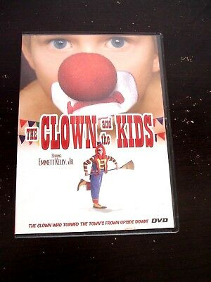 The Clown and the Kids (DVD) Emmett Kelly