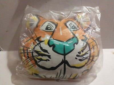 Exxon Esso Gas Station Promotional Vintage Pillow Friends of the Tiger Sealed