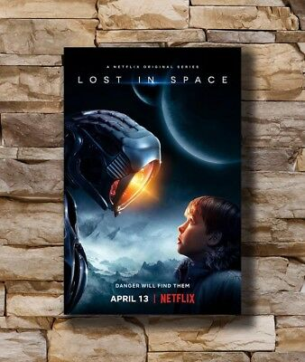 Lost In Space Poster 27x40 24x36 Season 2 TV Series Decor G408