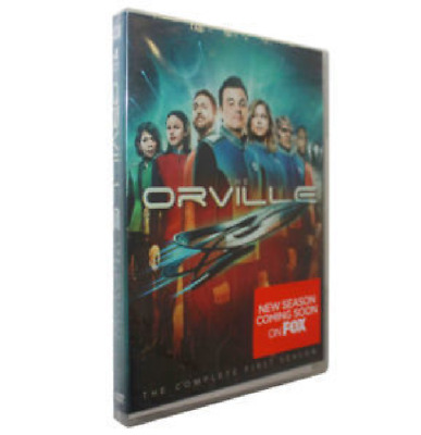 NEW The Orville Season 1 --(4DVD)