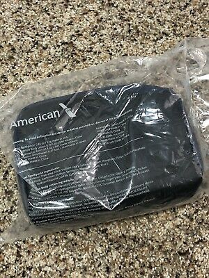 Cole Haan First Class Amenity Kit Cosmetic American Airlines Bigelow Brand new