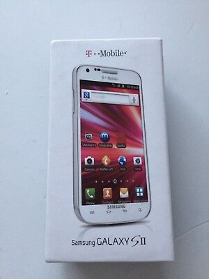Samsung Galaxy S2 SII EMPTY BOX ONLY No phone