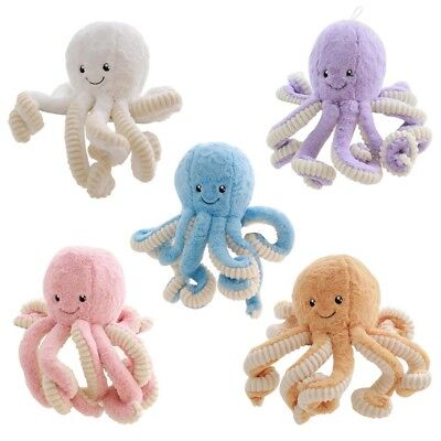 Cute Octopus Plush Toy Octopus Dolls & Stuffed Toys Plush Animal Toys For Kids
