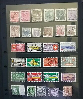 European Stamps