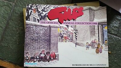 Giles  The Official Annual Collection 1998 - preface by Billy Connolly - ebay uk