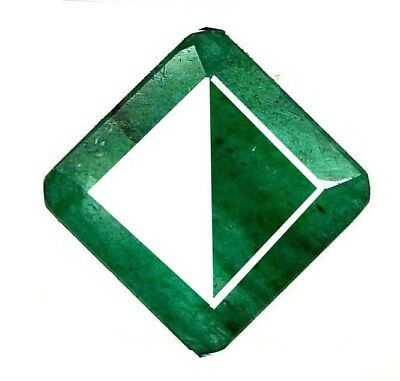 GGL Certified  5.50 Ct Natural Best Quality Radiant Cut Emerald Gemstone
