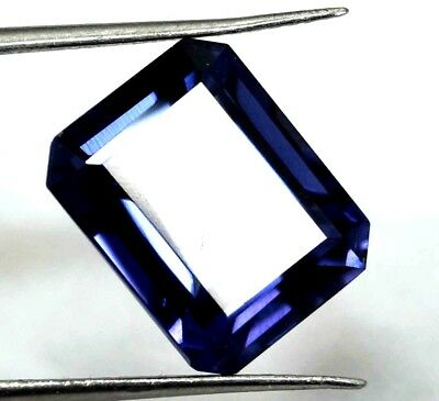 GGL Certified 10.20 Ct Natural Paraiba Tourmaline Emerald Cut Bi-Color Gemstone