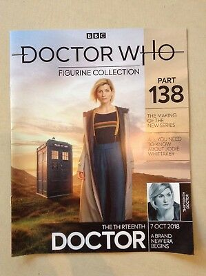 Doctor Who - Figurine Collection - issue 138 - Thirteenth Doctor (MAG ONLY)