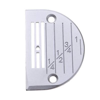 Needle Plate E 18 For Industrial Sewing Machines. Fit Most Models, Universal