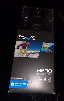 NEW GoPro HERO Session Waterproof Digital Action Camera