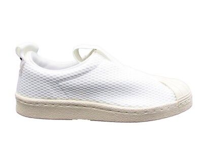 W Adidas Bw35 Blanc Sans Baskets Star Chaussures By2949 Lacets Super ErqFwr
