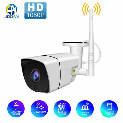JOOAN HD1080P WIFI Wireless Security Camera IP66 Outdoor Night Version CCTV Home