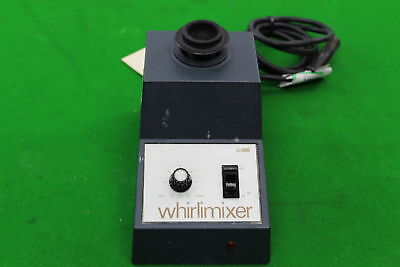 Fisons Whirlimixer WM/250/SC Scientific Laboratory Mixer Stirrer Vortex