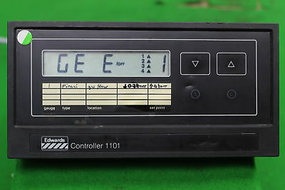 Edwards 1101 Digital 4-Channel Vacuum Controller