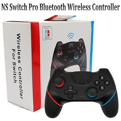 Bluetooth Wireless Game Controller Gamepad For Nintendo Switch NS Pro Console