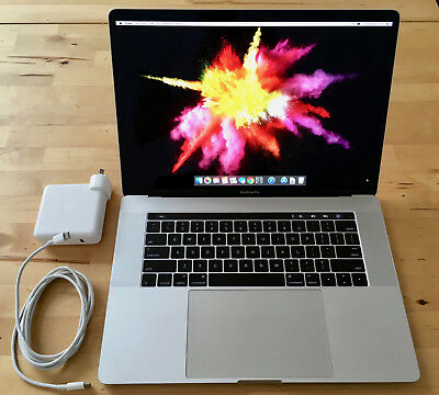 "Apple MacBook Pro 15"" Laptop (Late 2016) Core I7 2.6ghz, 16gb, 500gb HDD (A1707)"
