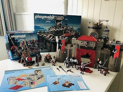 Playmobil Knights Castle 6001