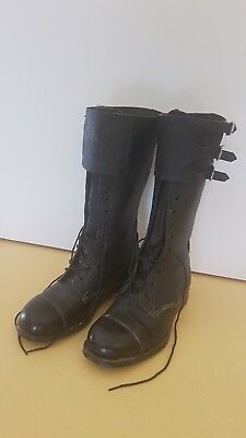 Bottes motocycliste - Dispatch rider - british anglais ww2