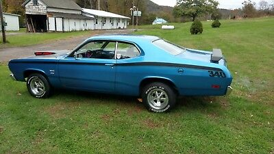 1970 Plymouth Duster  1970 plymouth duster big block
