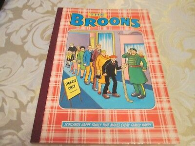The Broons Annual  1981  Very Good Condition