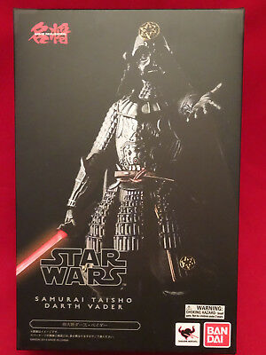 Authenic Star Wars Movie Realization Samurai Taisho Darth Vader Bought From Usa