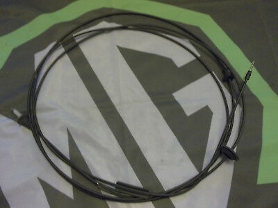 MGTF MG TF Bonnet Release Cable FSE000160 FSE100311 OE mgmanialtd.com
