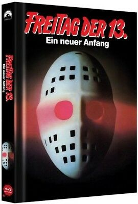 Freitag der 13. - Teil 5 - Limited Collectors Edition Mediabook - Cover B