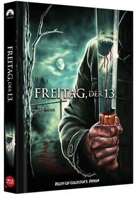 Freitag der 13. - Killer Cut - Limited Collectors Edition Mediabook - Cover C
