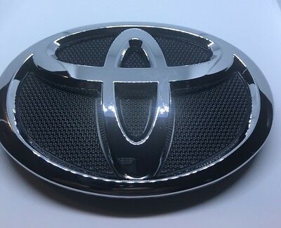 Genuine 2007 2009 Toyota Camry Front Grille Emblem Factory Oem Brand New Part