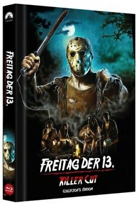 Freitag der 13. - Killer Cut - Limited Collectors Edition Mediabook - Cover D