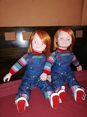 Chucky doll  life size prop 1:1 - Child's Play - Custom Good Guys