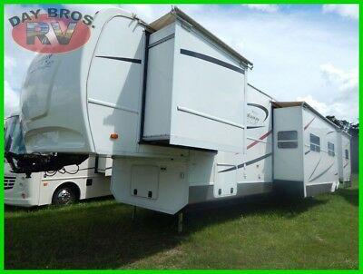 2016 Recreation by Design Monte Carlo Platinum Used 5th Wheel Camper RV Towable