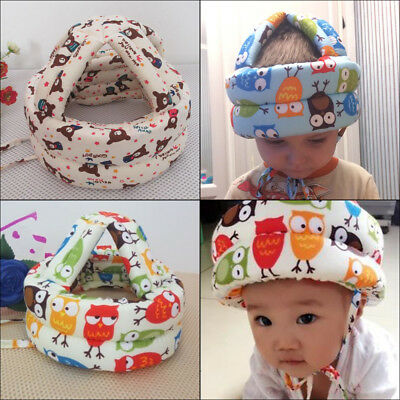 Baby Toddler Cap Anti-collision Protective Hat Baby Safety Helmet Soft Comfortab
