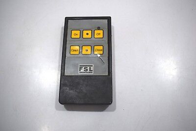 FSL Electronics Ultrabeam transmitter remote control control