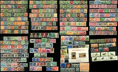 300+ CHINA Stamps Postage Collection MINT LH Used