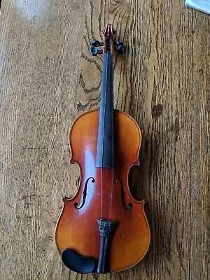 Angelo Ferrari - signed - Stradivarius Copy - Full Size