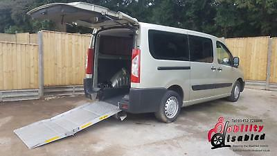 2015 Citroen Dispatch LWB Diesel Wheelchair Disabled Accessible Vehicle