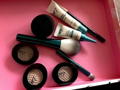 Boots No7 Make Up 9 Items beauty-eye-face /blender Set/collection Gifts 🎉XMAS
