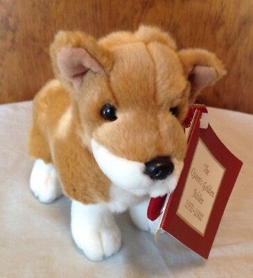 Corgi Dog New with Tags for the Queen's Golden Jubilee 1953-2002
