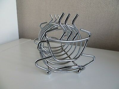 Funky Toast Racked Stainless Steel Cup Shape