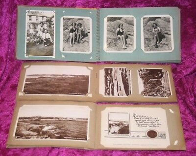 3 Albums of photographs & Postcards, Girl Guides Camp, Guernsey, Aug / Sept 1948