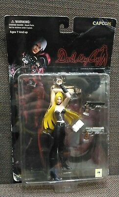 Devil May Cry Action Figure Capcom Trish Japan Import Yamato