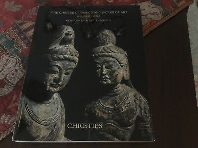 Christie's Catalog-Fine Chinese Ceramics and Works of Art, NY 13-14  Sept 1218