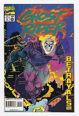 Marvel Comics: Ghost Rider #59/#60/#62/#63/#64/#67/#68 - Seven Issues!