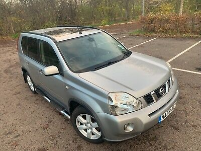 2009 Nissan X-Trail 2.0 Automatic Dci Aventura