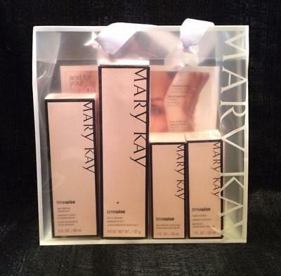 Mary Kay TimeWise Miracle Set Normal Dry Skin gift bag wrinkle care age fighting