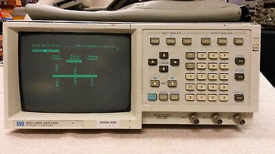 Agilent HP 1631D State/Timing/Analog Waveform Measurement Logic Analyzer w/HP-IB