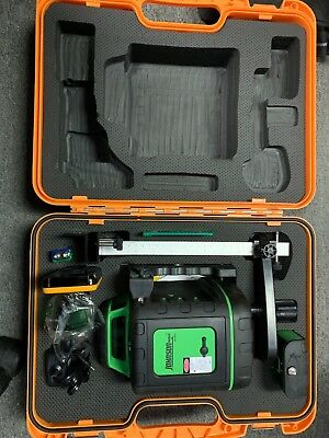 Johnson Model 40-6543 Self-Leveling Rotary Laser w/ GreenBrite Tech