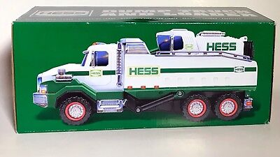 2013 Hess Toy Dump Truck and Loader - New in Box