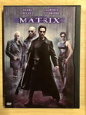 The Matrix (DVD, 1999) - E1125